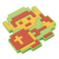 Bumkins Finer Baby Products - Legend Of Zelda Accessories - 8-Bit Link Hand Held Teether