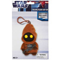"Underground Toys - Star Wars 4"" Talking Clip-On Plush - Jawa"