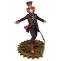 "Dst - Alice Through The Looking Glass PVC Gallery Statues - 9"" Mad Hatter - Statue"
