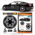 Fanwraps - Automotive Graphics - Star Wars - Imperial Logo Single