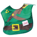 Bumkins Finer Baby Products - Legend Of Zelda Accessories - Link Caped Superbib