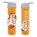 Vandor - Drinkware - Star Wars - 18 oz. BB-8 Tritan Water Bottle