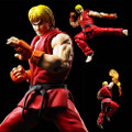 Tamashii Nations - S.H.Figuarts Figures - Street Fighter - Ken - Action Figure