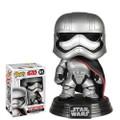 Funko - Pop! Star Wars - Ep VIII The Last Jedi - Captain Phasma - Action Figure