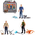 Mattel - Jurassic World Figures - Basic Figure Assortment - Action Figure
