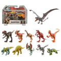 Mattel - Jurassic World Figures - Attack Pack Dino Assortment - Action Figure