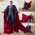 Tamashii Nations - S.H.Figuarts Figures - Justice League Movie - Superman - Action Figure