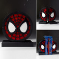 Gentle Giant Studios - Bookends - Marvel - Spider-Man Logo Bookends