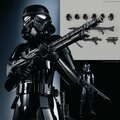 Bandai - Bandai Plastic Model Kits - Star Wars - 1/6 Scale Shadow Stormtrooper