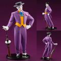 Kotobukiya - DC Comic's ArtFX+ Statues - Batman The Animated Series - 1/10 Scale The Joker - Statue