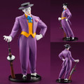Kotobukiya - DC Comic's ArtFX+ Statues - Batman The Animated Series - 1/10 Scale The Joker - Statue