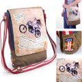 The Coop - Backpacks & Bags - Evel Knievel - Legacy Canvas Messenger Bag