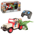 Mattel - Jurassic World Vehicles - R/C Ragin' Raptor