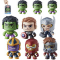 Hasbro Inc - Mighty Muggs Figures - Marvel - Figure Assortment - AS02 - Action Figure