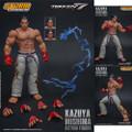 Storm Collectibles - Tekken Figures - 1/12 Scale Tekken 7 Kazuya Mishima - Action Figure