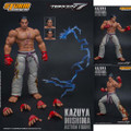 Storm Collectibles - Tekken Figures - 1/12 Scale Tekken 7 Kazuya Mishima - Action Figure