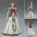 Good Smile Company - Figma Figures - LOZ Twilight Princess Zelda Figure - Action Figure