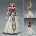 Good Smile Company - Figma Figures - LOZ Twilight Princess Zelda Figure - Action Figure