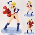 Kotobukiya - DC Comic's Bishoujo Statues - 1/7 Scale Power Girl 2nd Edition Statue - Statue