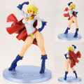 Kotobukiya - DC Comic's Bishoujo Statues - 1/7 Scale Power Girl 2nd Edition Statue - Statue