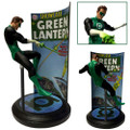 Factory Entertainment - DC Comics Shakems Premium Motion Statues - Green Lantern Showcase #22 - Bobblehead