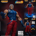 Storm Collectibles - The King Of Fighters Figures - 1/12 Scale KOF'98 Omega Rugal - Action Figure