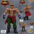 Storm Collectibles - Street Fighter Figures - 1/12 Scale Street Fighter V Alex - Action Figure
