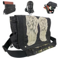 The Coop - Backpacks & Bags - The Walking Dead - Daryl Wings Messenger Bag