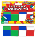 Winning Moves Games - Boardgames - Instant Insanity Puzzle Game