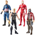 "Hasbro Inc - Avengers 3 Infinity War Movie Figures - 12"" Titan Hero Series Power FX Port Figure Asst - AS00 - Action Figure"