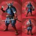 Tamashii Nations - Meisho Manga Realization Figures - Marvel - Samurai Captain America - Action Figure