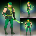 "Gentle Giant Studios - DC 12"" Super Powers Collection Vintage Jumbo Figures - Green Arrow - Action Figure"