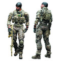 Square Enix - Medal Of Honor Warfighter - Play Arts Kai Preacher Figure - Action Figure
