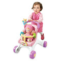 Fisher-price - Infant - Brilliant Basics Stroll-Along Walker