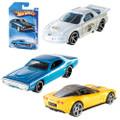 Mattel - Hot Wheels - US Basic Car Asst
