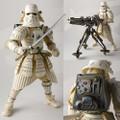 Tamashii Nations - Meisho Movie Realization Figures - Star Wars - Kanreichi Ashigaru Snow Trooper - Action Figure