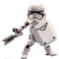 Beast Kingdom - Egg Attack Action Figures - SW Ep VII The Force Awakens - EAA-015R Riot Control Stormtrooper - Action Figure