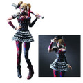 Square Enix - Batman Arkham Knight Play Arts Kai Figure - Harley Quinn - Action Figure
