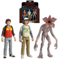 """Funko - Funko's 3 3/4"""" Action Figures - Stranger Things - 3-Pack #02 - Action Figure"""