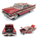 Auto World - 1:18 Scale Diecast - Christine - Christine (Dirty Version) (Plymouth Fury '58)