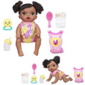 Hasbro Inc - Baby Alive Dolls - Baby Go Bye Bye Doll (African American) - A001
