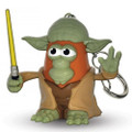 Ppw Toys - Mr Potato Head - Star Wars - Yoda Keychain