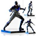 Iron Studios - Iron Studios Art Scale 1/10 Statues - Batman Arkham Knight - Nightwing - Statue