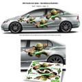 Fanwraps - Automotive Graphics - Star Wars - Yoda - MEDIUM