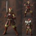 Tamashii Nations - Manga Realization Figures - Meisho Samurai Iron Man Mark 3 - Action Figure