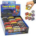 The Coop - Lunchboxes & Carry All Tins - Teeny Tins - Star Trek TNG 12pc Display