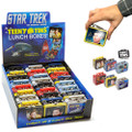 The Coop - Lunchboxes & Carry All Tins - Teeny Tins - Star Trek TOS 12pc Display
