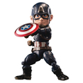 Beast Kingdom - Egg Attack Action Figures - Captain America 3 Movie Civil War - EAA-029 Captain America - Action Figure