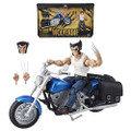 "Hasbro Inc - Marvel Legends Series Figures - AVN Ultimate - 6"" Wolverine w/ Motorcycle - AS00 - Action Figure"