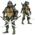 Neca - TMNT 1/4th Scale Figures - Leonardo 1990 Movie Version - Action Figure